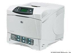 HP LaserJet 4200tn Parallel/LAN Black & White Laser - Printer 4200tn Hp
