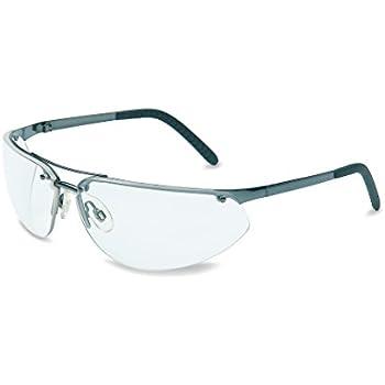 d2492d671804f UVEX by Honeywell 11150805 Fuse Safety Eyewear Gunmetal Frame