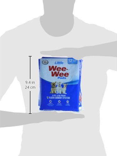 how to use wee wee pads