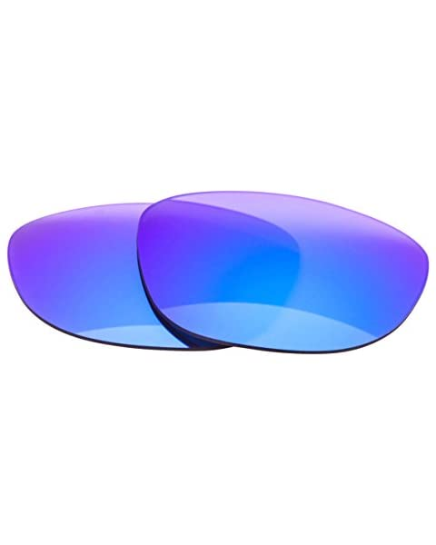 60ad3b61199de LenzFlip Replacement Lenses for Ray Ban Wayfarer RB2140 54mm - Gray  Polarized with Blue Mirror