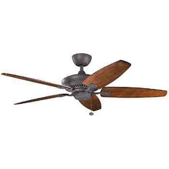 Kichler 300117DBK 52 Ceiling Fan