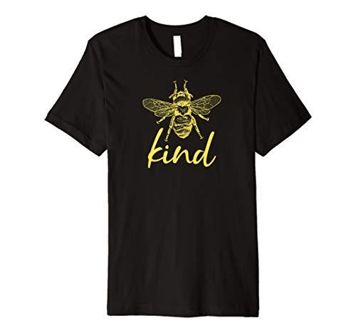 Top Honey Bees - Bee Kind T Shirt Bee Keeping Honey Bee Vintage Top
