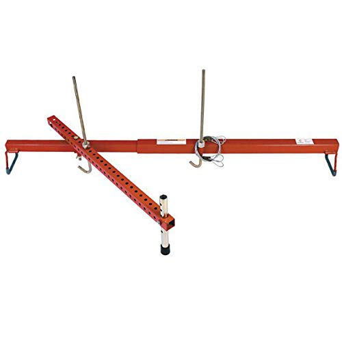 ATD Tools 7477 Engine Transverse Bar with Arm Support