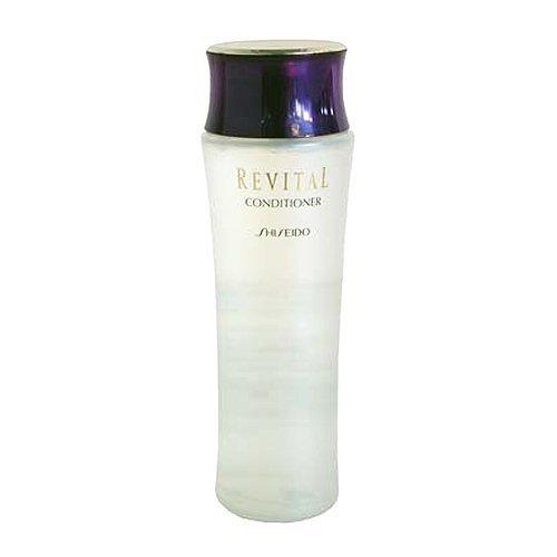 (Shiseido Revital Conditioner 4.2oz, 125ml by Shiseido)
