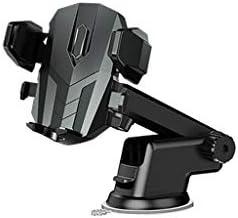 カーホンホルダー携帯電話ナビゲーションカーサポートサクションカップのインストール
