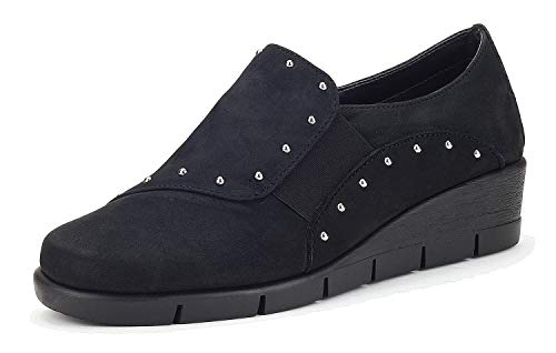 Studs Run Woman Black The Flexx For Shoe tw5nCzqC