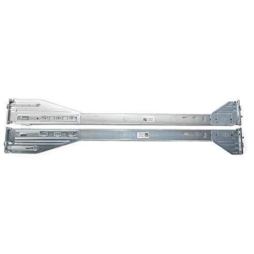 Sliding Rail Kit for Dell PowerEdge R710 Server (Renewed) by TekBoost