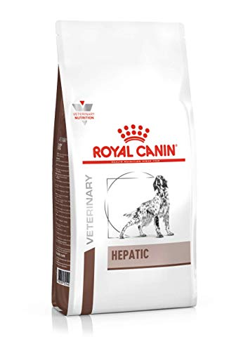 ROYAL CANIN Alimento para Perros Hepatic HF16-12 kg