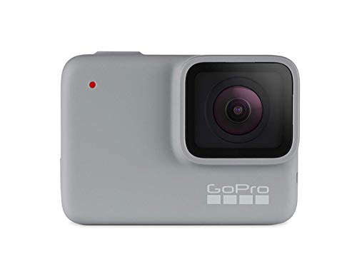 GoPro HERO7 White - E-Commerce Packaging - Waterproof Action Camera with Touch Screen 1080p HD Video 10MP Photos