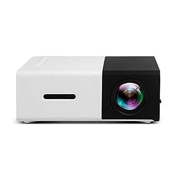 Proyector portátil de Mano HD Mini proyector de proyección en ...