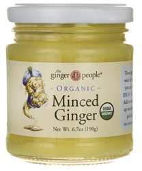 Ginger People Organic Minced Ginger -- 6.7 oz