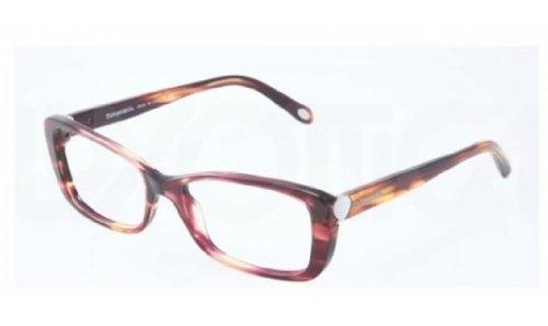 TIFFANY Eyeglasses TF 2090H 8081 Spotted Violet - Eyeglass With Frames Butterfly Tiffany