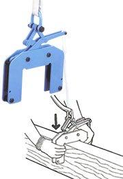 イーグルクランプ ECHR型 木質梁つり用クランプ ECHR-200 (105~125) (39R00125) B01KIZNM8S