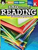 180 Days of Reading for Kindergarten, Suzanne Barchers, 1425809219
