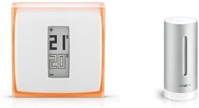 Netatmo - Termostato para Smartphone + Módulo adicional para ...