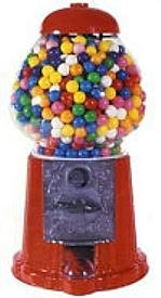Old Gumball Machine - 4