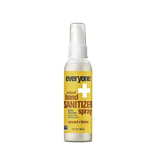 Everyone Sanitizer Spray Coconut Lemon