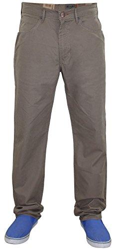 Wrangler Arizona-Pantaloni Uomo    Safari Khaki 40W x 30L