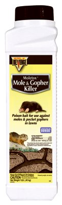 Moletox Ii Mole & Gopher Killer - 12 Pack ()