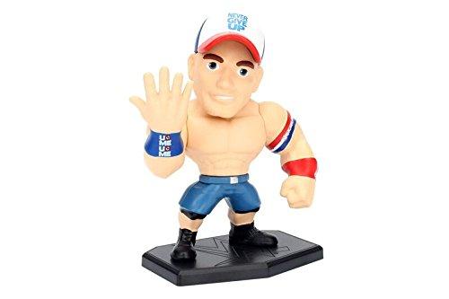 Jada Toys Metals WWE John Cena (M205) Classic Figure (1 Piece), 4'' by Jada