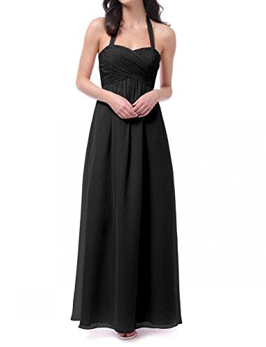 KA Beauty - Vestido - para niña negro