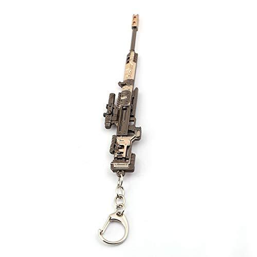 Amazon.com: Juego APEX Legends Hero Gun Model llavero ...