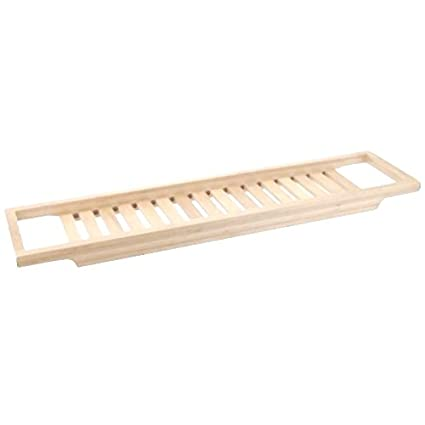 Ikea ouml;rehamn bandeja para la bañera de madera