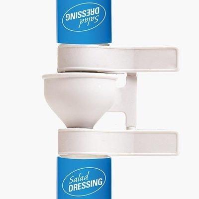 - Smart Funnel Multi Purpose Funnel - Drip It, Pour It, Store It