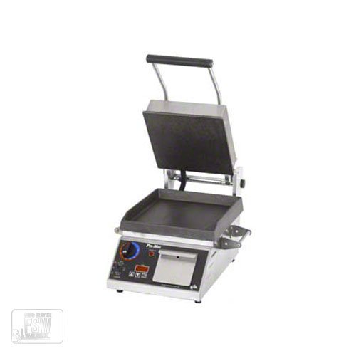 "Table Top King star (GR14IE) - 20"" Smooth Pro-Max Sandwich Grill"