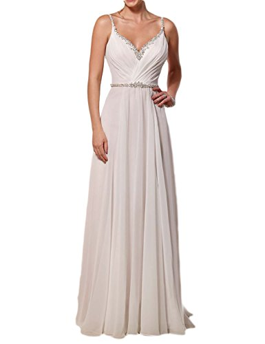affordable beach wedding dresses - 8