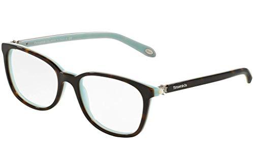 Tiffany & Co TF2109HB - 8134 Eyeglasses Havana/Blue Frames ()