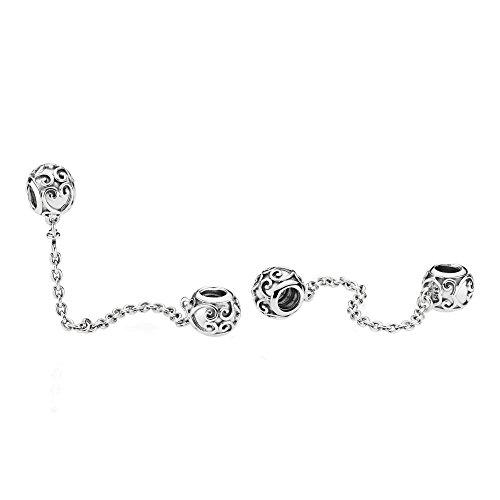 Pandora Women Silver Clasp Charm 797036 06 Buy Online