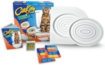 Kit de entrenamiento de WC para gato: Amazon.es: Hogar