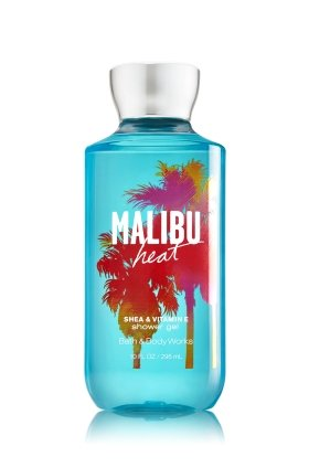 bath-and-body-works-malibu-heat-shower-gel-wash-10-ounce-full-size