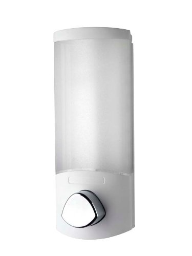 Croydex Euro Soap Dispenser Uno White