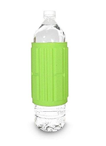 Aquaflux - Funda magnética para botella de agua, color verde ...