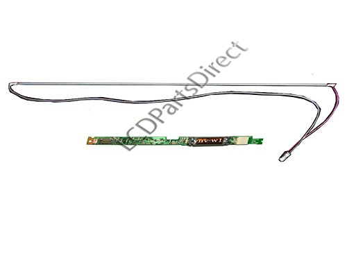 LCDPARTSDIRECT® CCFL Backlight With Wire And Inverter Combo for 12.1