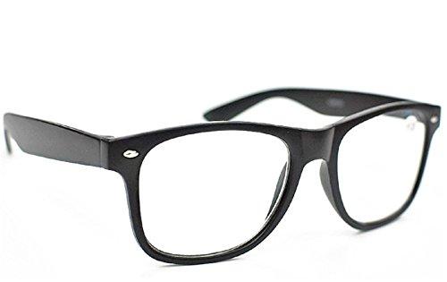 e6bc59274c3d TN49 Retro Wayfarer Style Reading Glasses +1.0+1.25+1.50 +2.0+2.5 Available  In 16 Colours