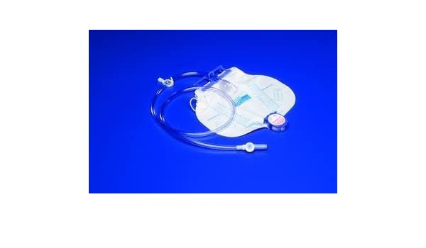 Amazon com: Curity Bedside Drainage Bag: Health & Personal Care
