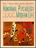 Abnormal Psychology and Modern Life, Carson, Robert C. and Butcher, James Neal, 0673992411