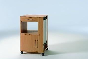 Nachttisch für Pflegebett Arminius, Pflegebetttisch: Amazon