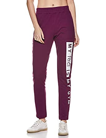 Amazon Brand - Symactive Women's Slim Track Pants