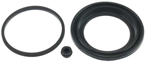 - ACDelco 18H233 Professional Front Disc Brake Caliper Boot and Seal Kit with Boot, Seal, and Cap