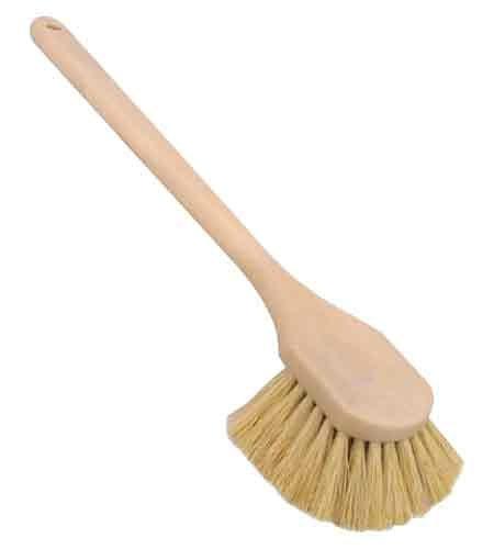 Bon 87-233 20-Inch Long Handle Tampico Acid Brush, White ()
