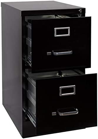 Pemberly Row 2 Drawer Letter File Cabinet in Putty