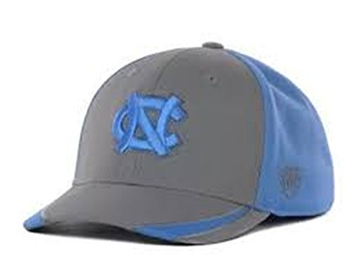 NCAA Sifter Memory Fit Cap One Size Fits Most (University of North Carolina Tar - Tar Cap Carolina North Heels