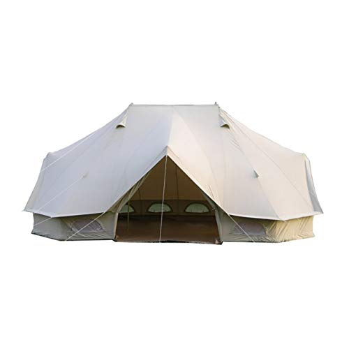CanvasCamp Sibley 600 Twin Ultimate Canvas Glamping Camping Tent