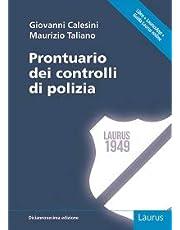 Prontuario dei controlli di polizia