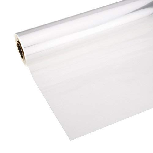 "Charmed Clear 40 inch Cellophane Wrap Roll (40"" X 100 ft) Meet FDA specifications"