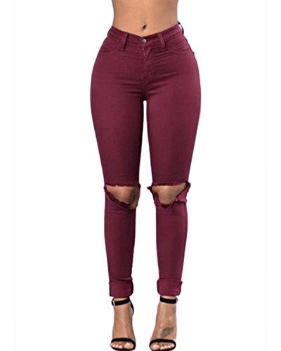 Auxo Skinny Casual Trousers Leggings